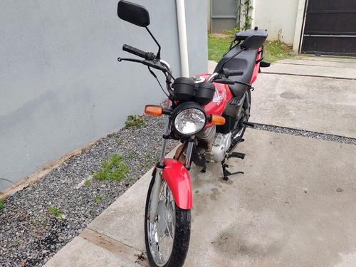 Moto Honda Cg Fan 125 Es 2013