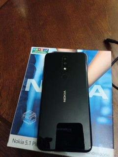 Nokia 5.1 Plus Libre De Fabrica En Caja Permuto X Xiaomi