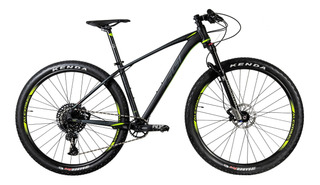 Bike Mtb Aro 29 Oggi Big Wheel 7.5 Nx/gx 12v 2020 - Pt/vd