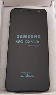 Celular Sms Galaxy J6 - 32gb - Usado (só Aparelho)