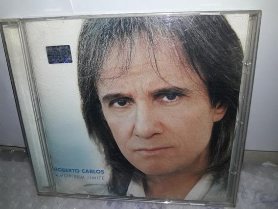 Cd Roberto Carlos Amor Sem Limites Ler Mais...
