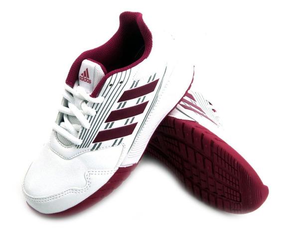Zapatillas adidas Altarun Cf Blanca Tenis Niña Full Eezap