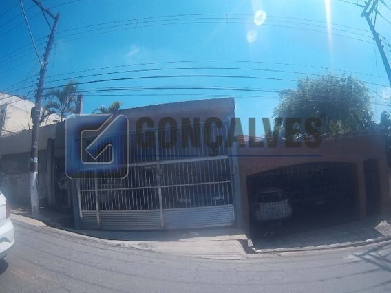 Venda Casa Terrea Sao Bernardo Do Campo Pauliceia Ref: 79429 - 1033-1-79429