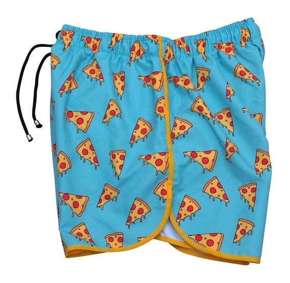 Trajes De Baño De Hombre John Leopard Estampados Slim Pizzas