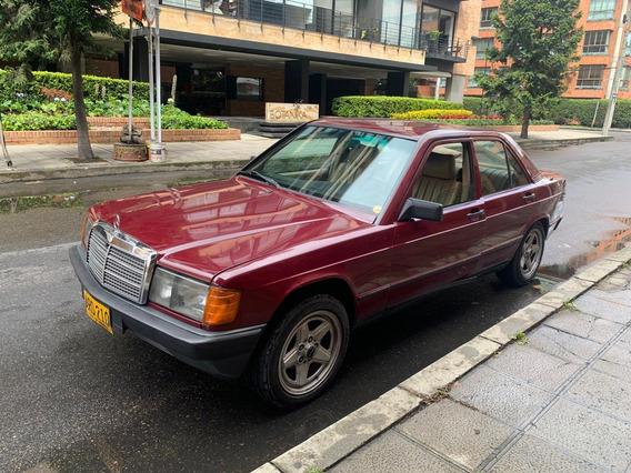Mercedes Benz 190 E. Modelo 1984 12.000.000 Negociables