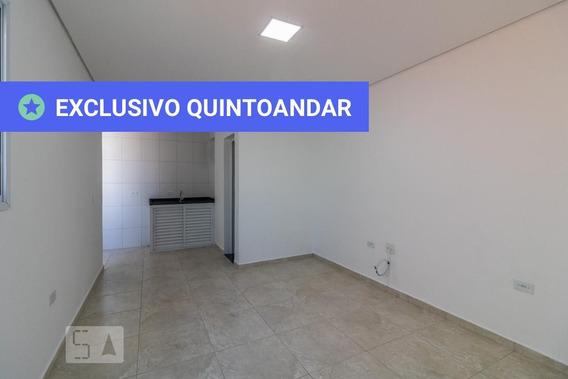 Studio No 1º Andar Com 1 Dormitório - Id: 892946079 - 246079
