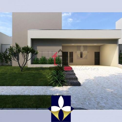 Casa Condomínio Terras De Siena - Casa Alto Padrão A Venda No Bairro Vila Do Golf - Ribeirão Preto, Sp - Lf-03