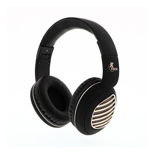 Audifono Con Microfono Xtech Palladium Bluetooth Y Radio