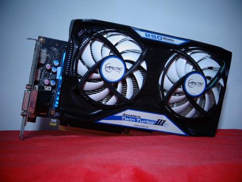 Gtx 1060 3gb Con Cooler Accelero Twin Turbo Iii - $ 7 500,00