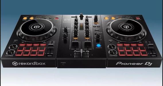 Controladora Dj Ddj-400 Pioneer, Na Caixa, Envio Imediato!!