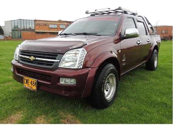 Chevrolet Luv D-max 2.400cc 4x2 Aa Mt