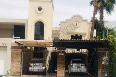 Casa En Renta En Muy Buena Ubicación Fraccionamiento Jardines Del Valle