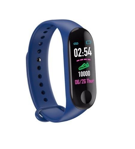 Relógio Pulseira Inteligente Smart Band M3