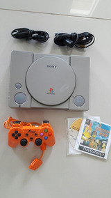 Playstation 1 Fat Completo Ps1 Original Play1