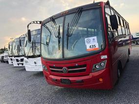Autobus Volkswagen Nuevo 2015(33 Pasajeros)