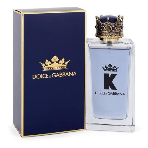 Imagen 1 de 4 de Perfume Importado Dolce & Gabbana K Edt 100ml. Original