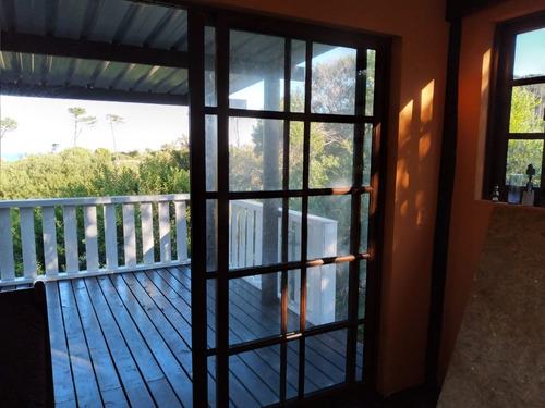 Casa En Guazuvirá ¡hermosa Vista Al Mar Y 1000m2 De Terreno!