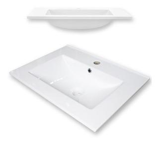 Bacha Aranjuez Porcelana Blanca Sanitaria Deco Baño Daccord