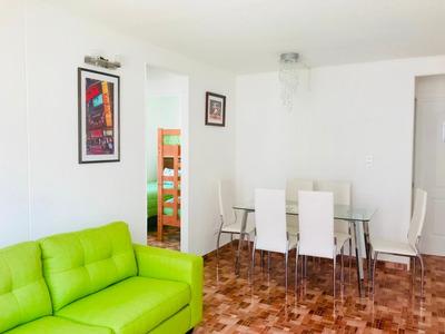 Cosmopolita Verde Wi-fi 6 Personas La Serena A Pasos Del Mar