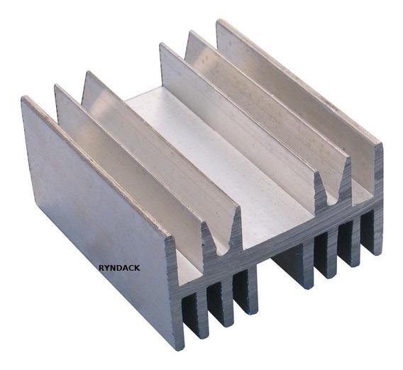 5 Peças * Dissipador De Calor 40mm Para To220 Fnt005
