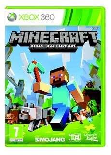 Minecraft Xbox 360 Juego Cd Original Fisico Sellado