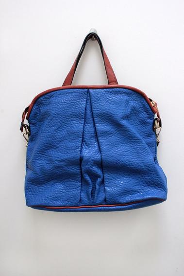 Bolsa Azul 3 Alças