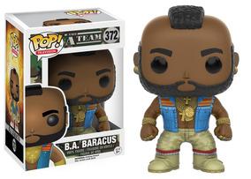 B. A. Baracus #372 - The A Team - Funko Pop! Television
