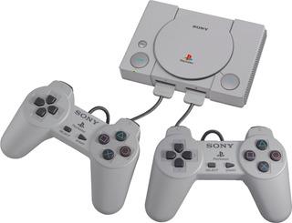 Consola Sony Ps1 Playstation 1 Mini Classic + 20 Juegos