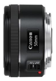 Lente Canon 50mm 1.8 Stm Nova Original