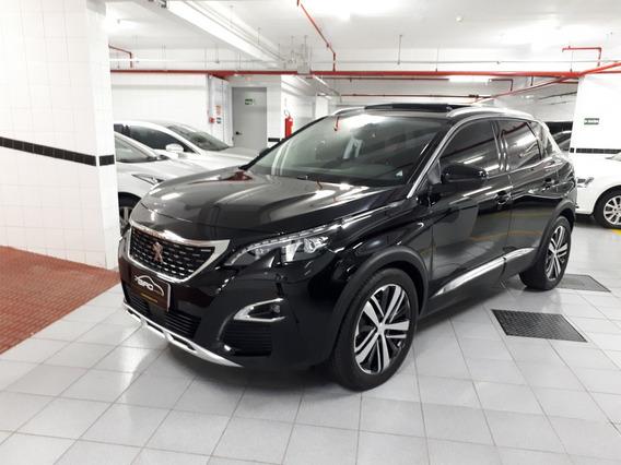 Peugeot 3008 Griffe 1.6 Thp Aut Teto Solar 2019