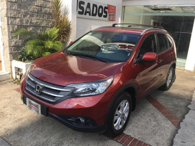 Honda Crv Exl Aut 2013 4x4