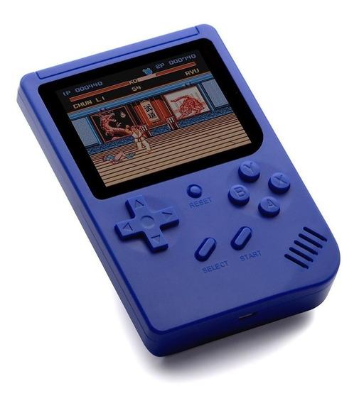 Video Game Mini Portátil Com Clássicos Nitendinho 8 Bits