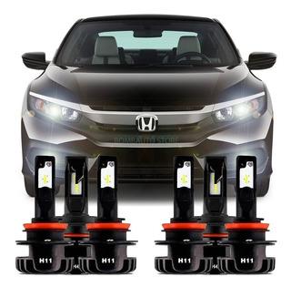 Super Led Plus Honda Civic 12 13 14 2015 2016 2017 2018 2019