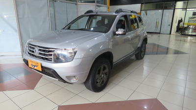 Renault Duster Dynamique 2.0 4x4 Ano 2013/2014 (3629)