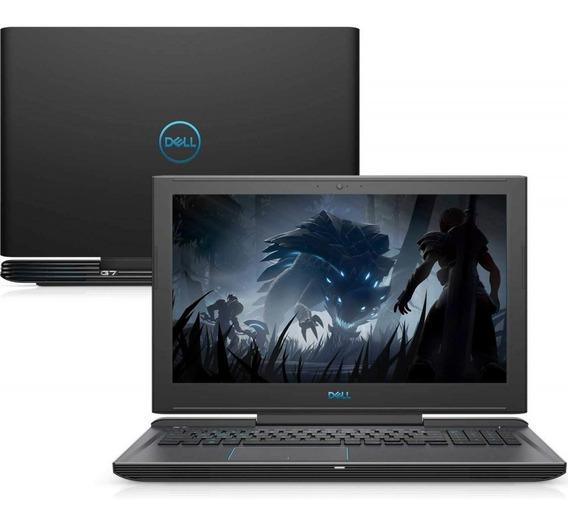 Dell G7 15 7588 I7 8750h/16gb/256gb/1tb / Gtx 1050 Ti 4gb