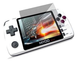 Mini Consola Retro Emuladora Miyoo Max 16gb Envío Gratis