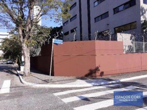 Imagem 1 de 17 de Prédio Monousuário, 7.796m² - Venda Por R$ 37.225.000 Ou Aluguel Por R$ 240.000/mês - Santo Amaro - São Paulo/sp - Pr0185