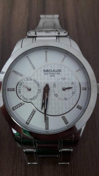 Relógio Analógico Seculus Original