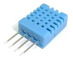 Sensor De Temperaura E Umidade Dht11 Arduino.
