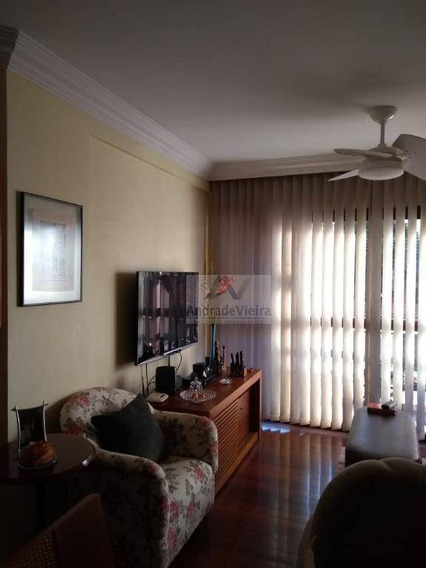 Apartamento Residencial À Venda, Jardim Paulistano, Campinas. - Ap0576