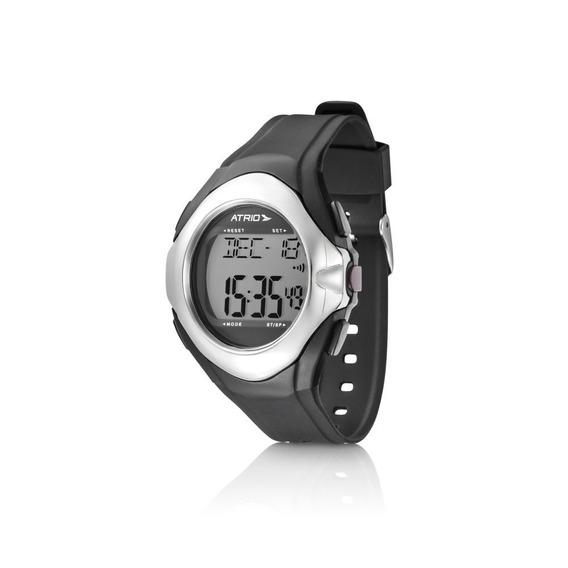 Relogio Monitor Cardiaco Atrio Touch Es094 Em 12x Sem Juros