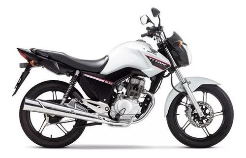 Honda Cg Titan 150 2020 (ahora 12 Y 18) Arizona Motos