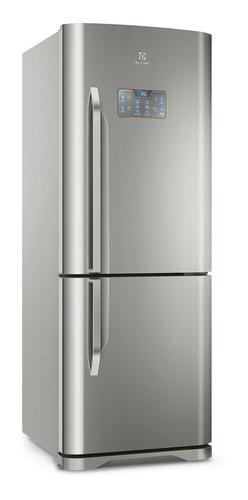 Geladeira/refrigerador 454 Litros 2 Portas Inox - Electrolux - 220v - Ib53x