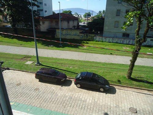 Imagem 1 de 13 de Apartamento Com 1 Dorm, Itararé, São Vicente - R$ 190 Mil, Cod: 1512 - V1512