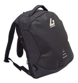Mochilas Antirrobo Legend M1810 Black &dark Gray+ Puertousb