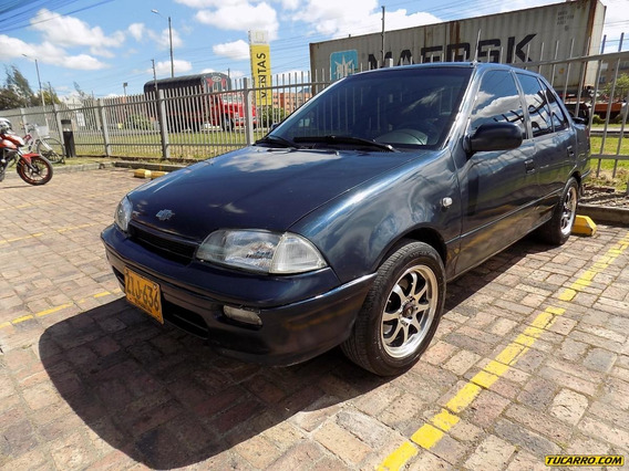 Chevrolet Swift 1.6cc Mt Aa