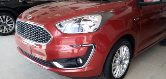 Ford Figo 1.5 Titanium Sedan At 2019