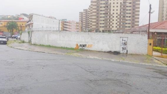 Terreno Para Locação / Cidade Líder, São Paulo - Te00007 - 33593300