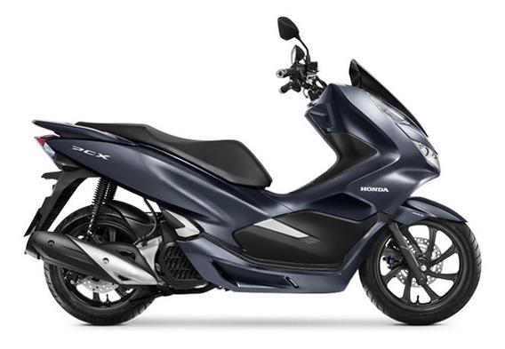 Moto Honda Pcx C/abs 19/20, 0km, Ver Anuncio Area Atendida!