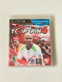 Topspin 4 - Playstation 3